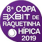 8ª COPA HÍPICA DE RAQUETINHA Logotipo